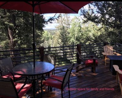 Quiet Getaway with spectacular views nestled in the Gunnison National Forest. - Cimarron