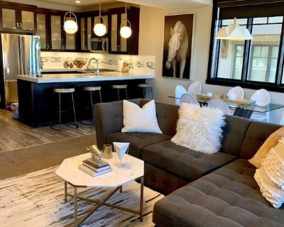 Gorgeous family home - beautifully designed in the heart of The Canyons - Park City