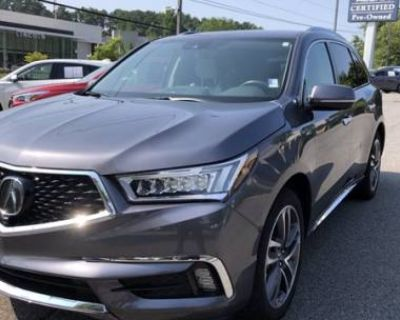 2018 Acura MDX Hybrid with Advance Package