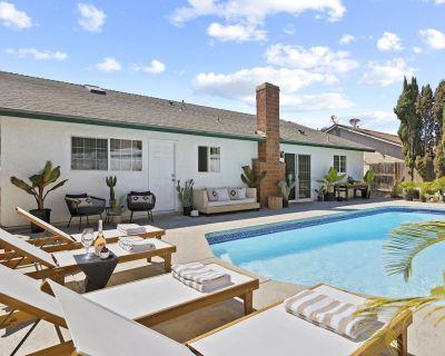 Zuni Tranquillo - Pool Oasis in Sunny Ventura - Ventura