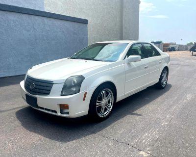 2005 Cadillac CTS 4dr Sdn 3.6L
