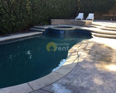 3 Bedroom, 2 Bathroom house with Pool in Studio City, Los Angeles