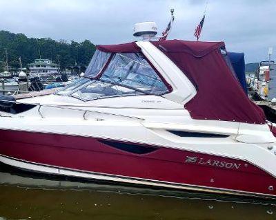 2011 Larson Cabrio 857
