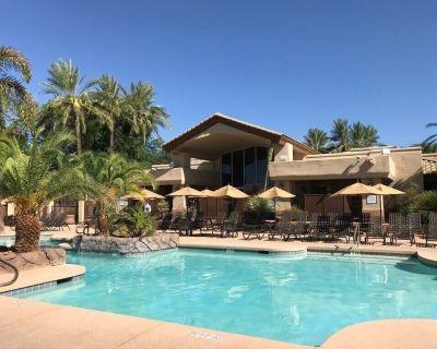 Scenic Arizona Landscape Distinctively Decorated With Traditional Desert Charm - North Scottsdale