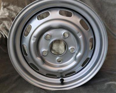 New Reproduction Steel Porsche Wheels! 15x4.5