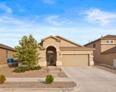 158 Via Rojas Dr, Horizon City, TX 79928 3 Bedroom Apartment