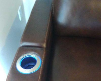 Oaklyn power motion sofa.