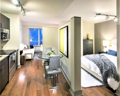 AVAILABLE 10/09!! - STUDIO/1BATH IN SEAPORT DISTRICT- UPDATED APPLIANCES & PET FRIENDLY!!!