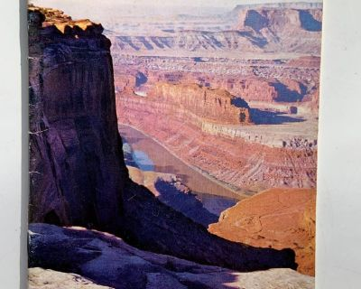 The Petrified River-Story of Uranium Booklet 1956 Union Carbide