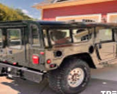 2000 AM General Hummer Base
