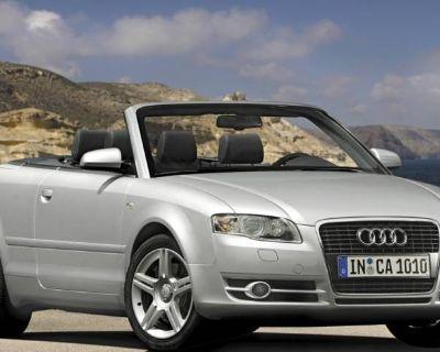 2007 Audi A4 3.2L