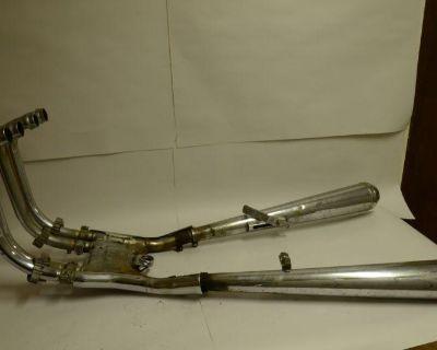 Yamaha Xj 550 Maxim Exhaust Complete