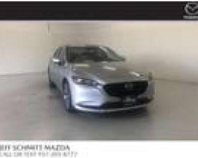 2018 Mazda MAZDA 6 Silver, 35K miles