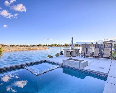 NEW! Lavish Lakefront Getaway w/ Pool + Gas Grill! - Terra Lago
