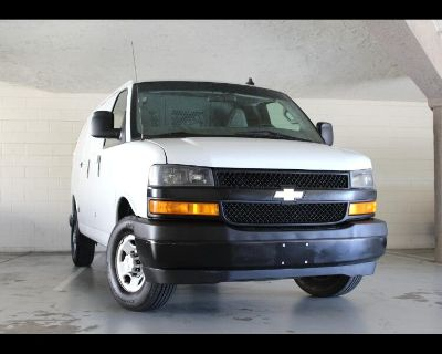 Used 2018 Chevrolet Express 2500 Cargo