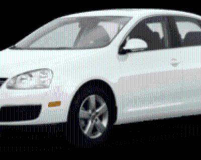 2009 Volkswagen Jetta S Sedan Manual