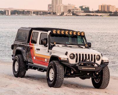 Florida - Custom 2020 Gladiator Show Truck For Sale!