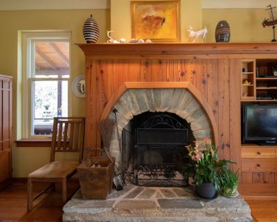 Town and country. Craft and comfort. Hand-crafted artisan home. Walkable. - Laurel Park