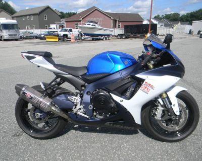 2011 Suzuki GSX-R750 Supersport Springfield, MA