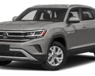2021 Volkswagen Atlas Cross Sport SE with Technology R-Line