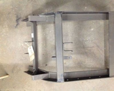 Western Snowplows 61903 A Frame For A Unimount Standard Plow