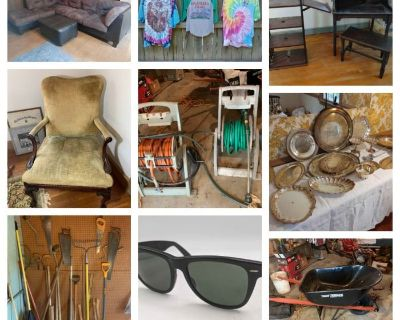 Wonderful Finds in Willow Oaks Online Auction