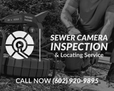 ✪ Sewer Camera Video Inspection / Locating ✪ Plumbing / Drain Cleaning