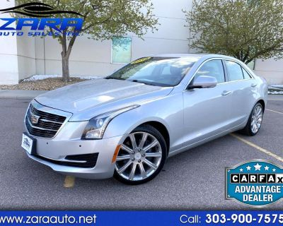 Used 2016 Cadillac ATS Sedan 4dr Sdn 2.0L Luxury Collection AWD