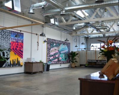 Airy, Urban Oasis in the heart of the Arts District, Los Angeles, CA