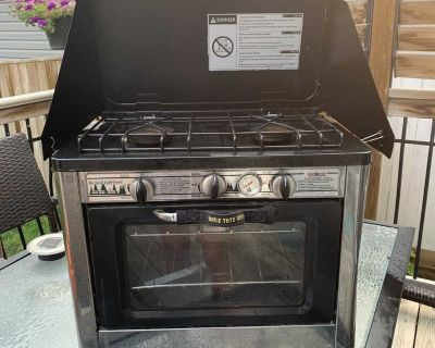 Camping stove/ oven