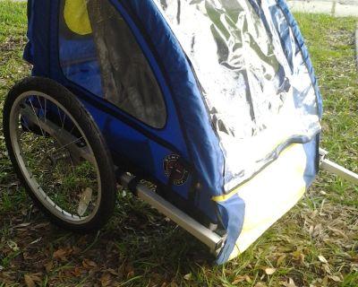 2 seater schwinn toddler wagon