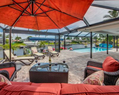 Luxury home with heated pool, 27 Rave Reviews! - Caloosahatchee