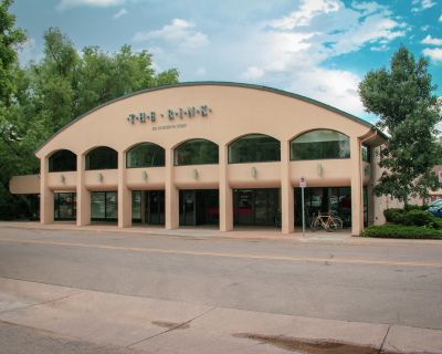Office Space Available For Lease at the Rink Building in Downtown Boulder