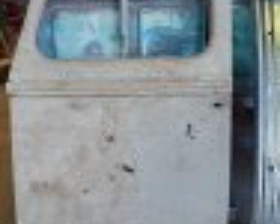 38/39 ford pickup driver's door