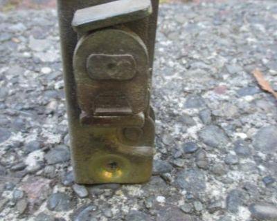1967 Only OEM VW Passenger Door Lock