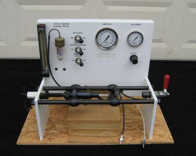 Diesel Fuel Injector Leakage Tester