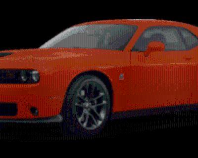 2021 Dodge Challenger R/T Scat Pack