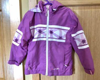 4T girls coat