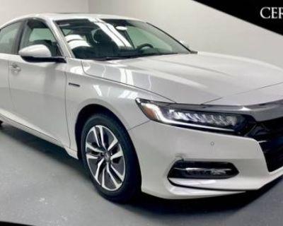 2019 Honda Accord Hybrid Touring