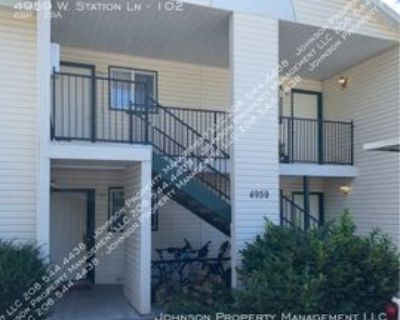 4959 W Station Ln #102, Boise City, ID 83703 2 Bedroom Apartment