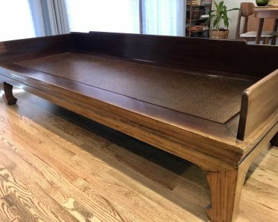 Antique Chinese Daybed