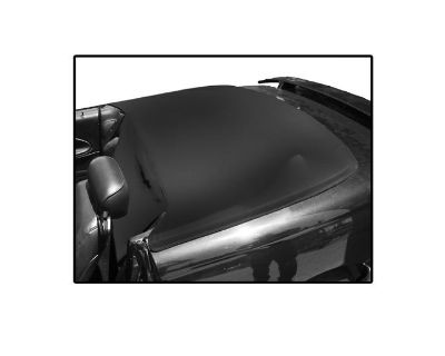 1994-1998 Ford Mustang Convertible Tonneau Cover Black