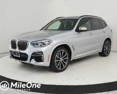 New 2021 BMW X3 Sports Activity Vehicle