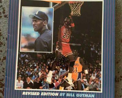 MICHAEL JORDAN Basketball to Baseball & Back