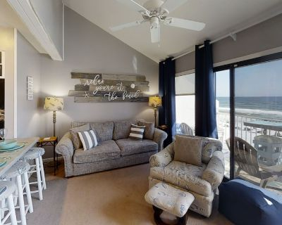 Gulf front 2 bedroom condo with stunning views of the Emerald Coast - Biltmore Beach