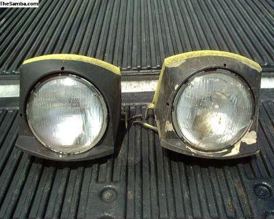 Porsche 914 Headlight Assembly