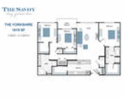 The Savoy Luxury Apartments - The Yorkshire