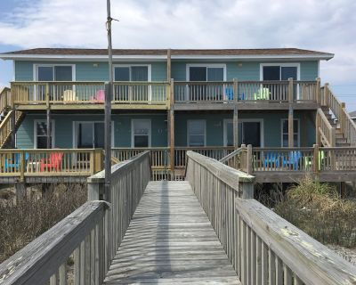 Beautifully remodeled w/magnificent oceanfront views! - Emerald Isle
