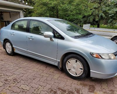 2007 Honda Civic with low kms
