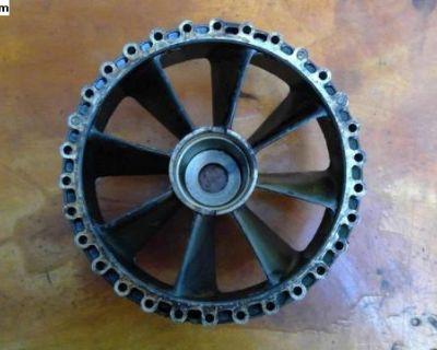 NOS Pulley Fan Genuine VW (311 105 351 J)